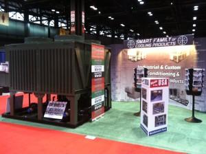 ASHRAE Show - SFCP Booth